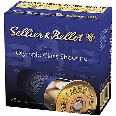 12/63,5 PRACTICAL BUCK SHOT