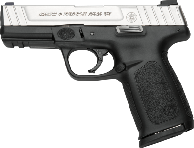 """S&W Pistole SD40VE, Kal. .40S&W 4"""""""
