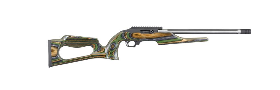 Ruger 10/22® COMPETITION Green Mountain Laminate