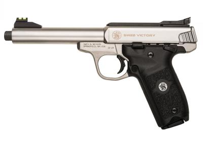 """S&W Pistole SW22Victory TB STS, Kal. .22lr 5.5"""""""