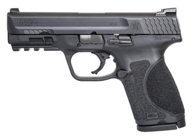 """S&W Pistole M&P9-M2.0 Compact, Kal. 9mmLuger 4"""""""
