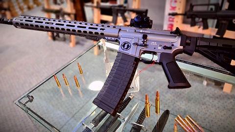 AR 15 Schmeisser
