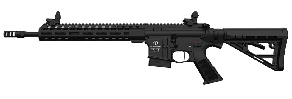Schmeisser AR15 Dynamic L 14,5″