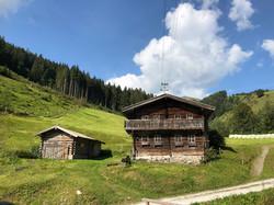 Hütte_Sommer