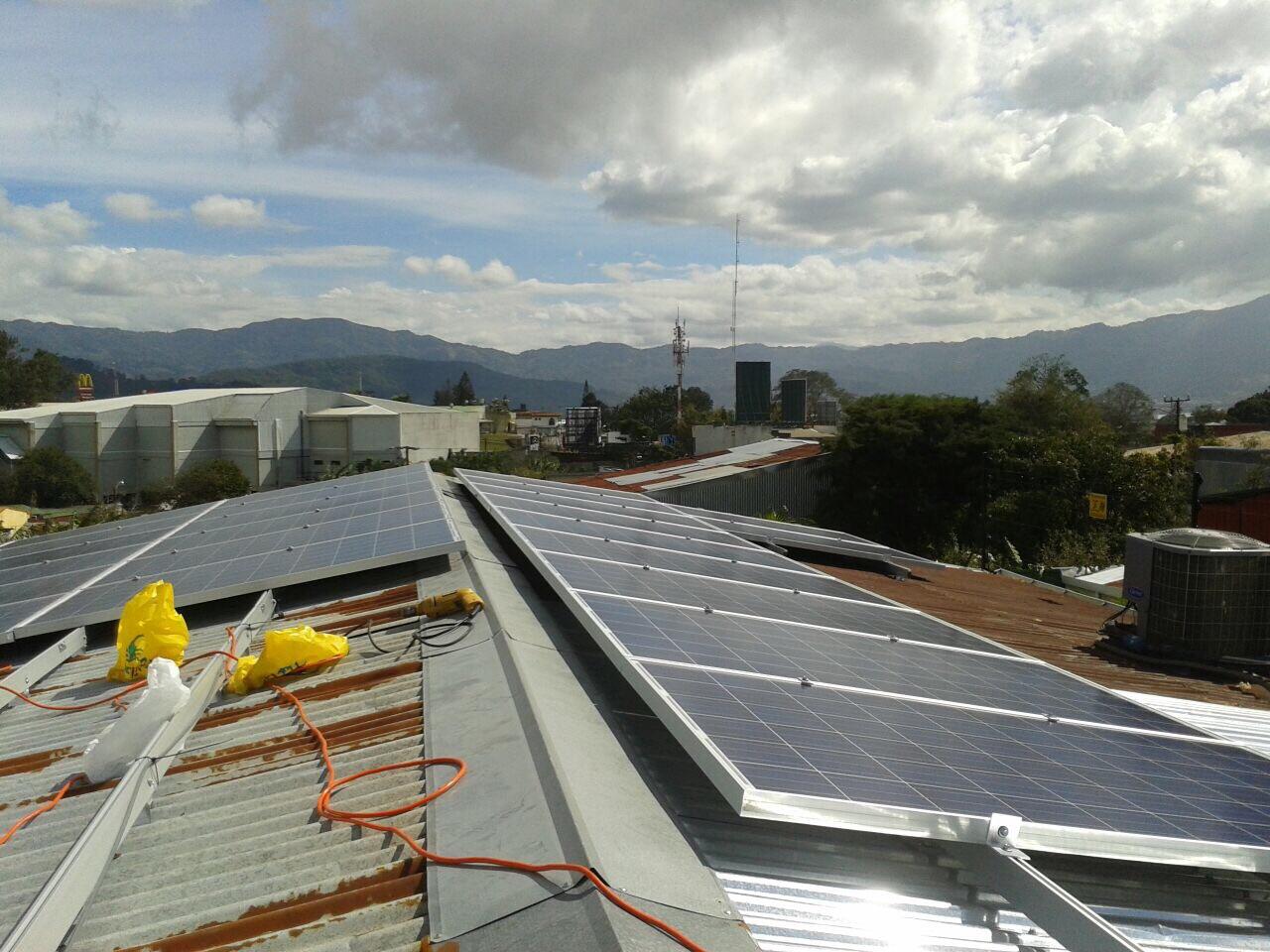 Paneles de Energia Solar