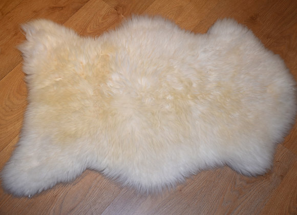 Natural Coloured Sheepskin