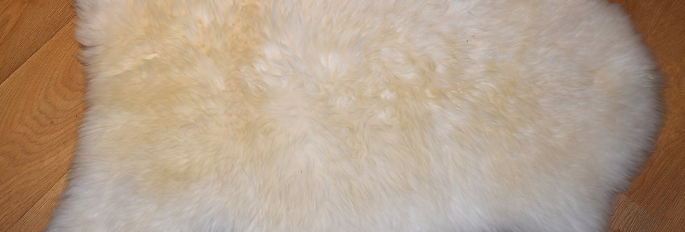 Natural Coloured Sheepskin