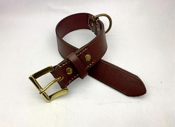 Dog Collar Mid D-Ring