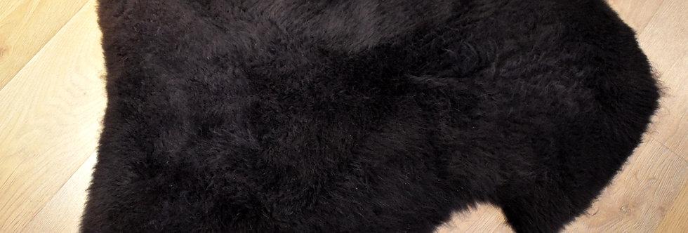 Dark Brown Sheepskin