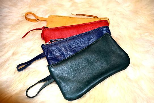 Handmade Wallets and Purses