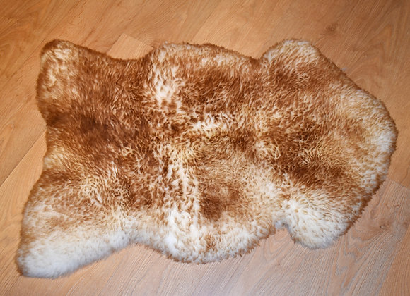 Browned Tipped Sheepskin