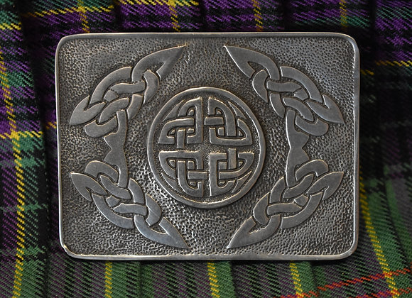 Celtic Circle Buckle