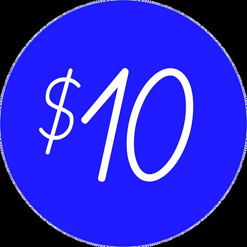 $10 Capital Fund