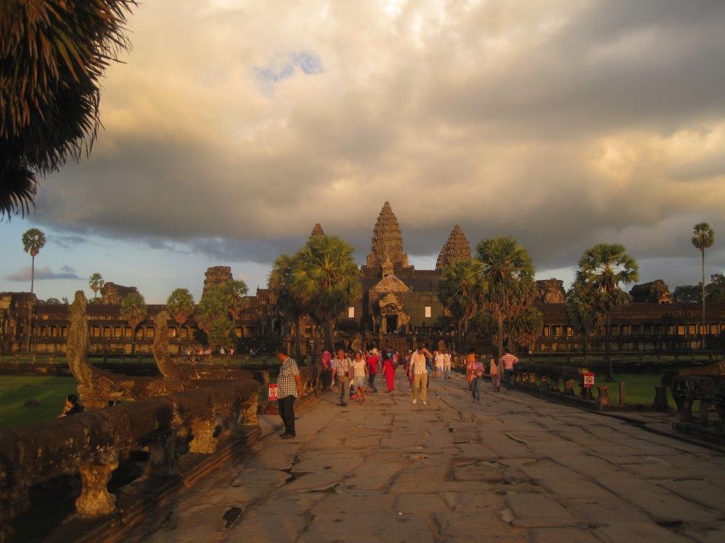 Angkor Wat - Camboja