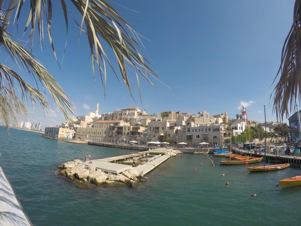 Old Jaffa, Telaviv - Israel