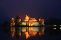 Castelo Trakai, Lituânia