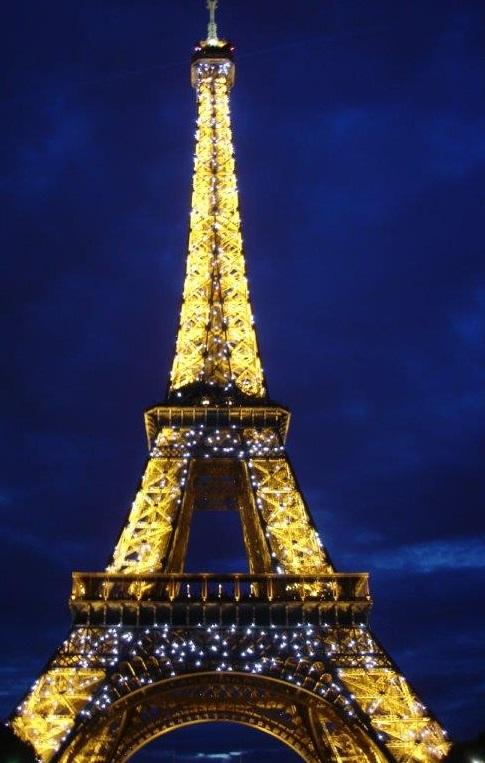 Torre Eiffel, Paris - França