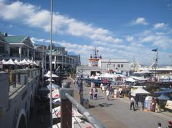 Victoria Wharf, Cidade do Cabo
