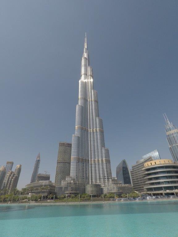 Burj Kalifa, Dubai - EAU