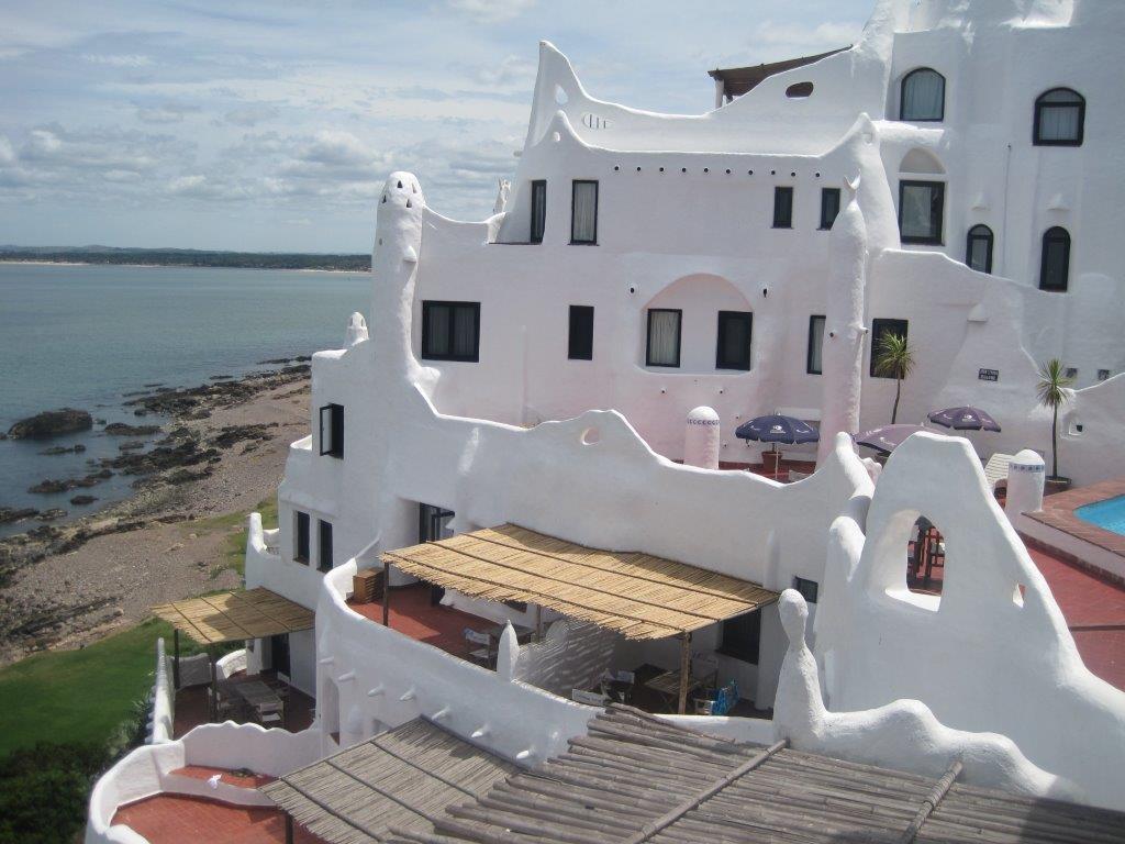 Casapueblo - Uruguai