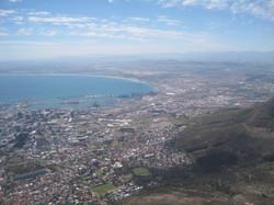 Table Mountain - Cidade do Cabo