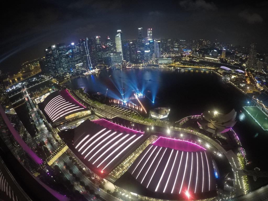 Marina Bay - Singapura