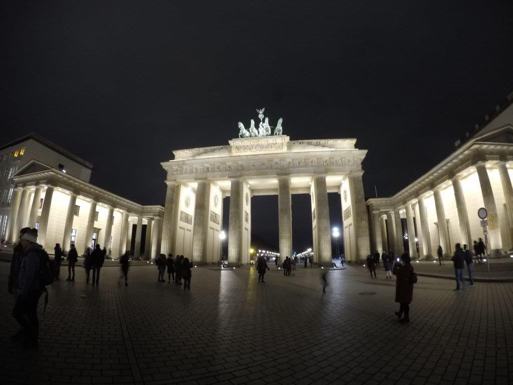 Brandemburgo Gate, Berlim-Alemanha
