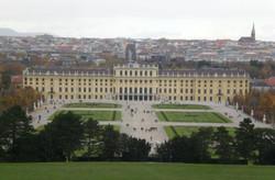 Palácio de Schönbrunn, Viena-Áustria
