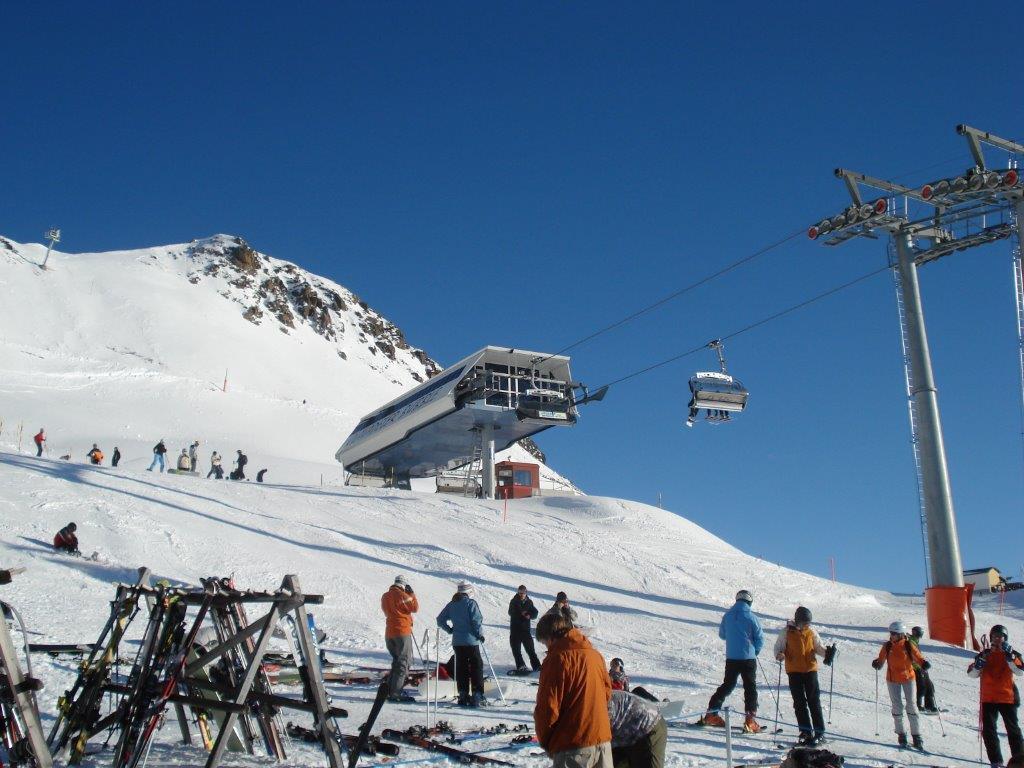Estação de Esqui Davos, Suíça