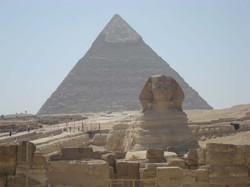 Necrópole de Gizé - Egito