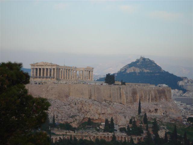 Paternon, Atenas - Grécia