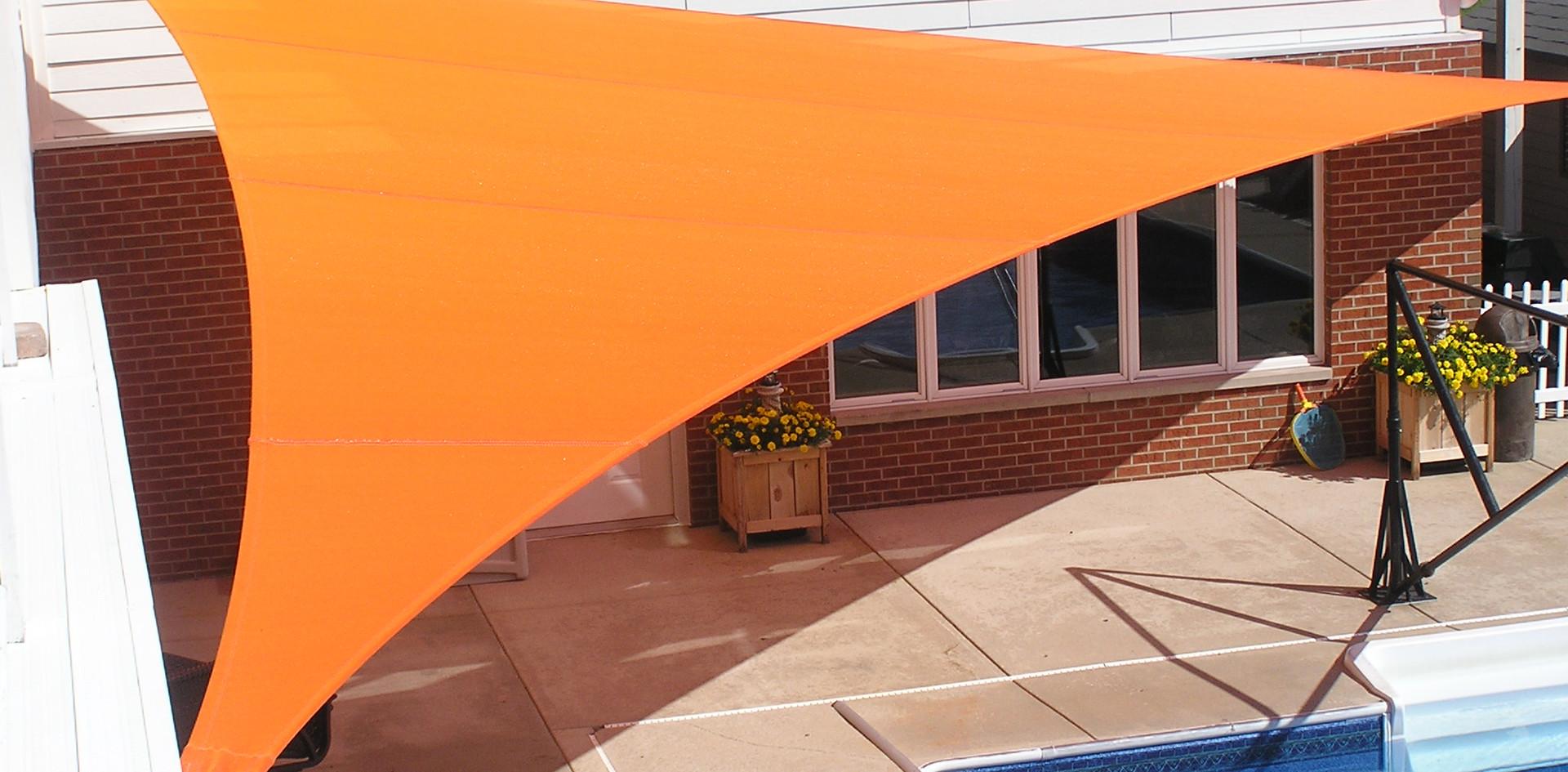 SunBurst Triangle Sail
