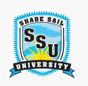 Shade Sail University Logo