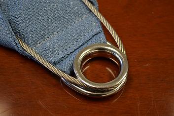 D Ring Thimble - Shade Sail Corner Hardware