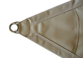 Cable dorner with D Ring Thimble - Shade Sail