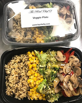 We cater to our veggie lovers! #veggies