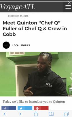 Chef Q Article