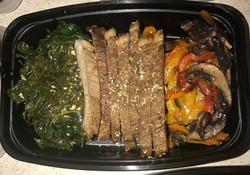 Steak Meal Prep