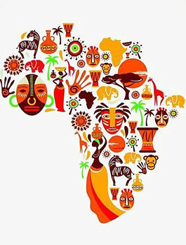 Abstract Africa