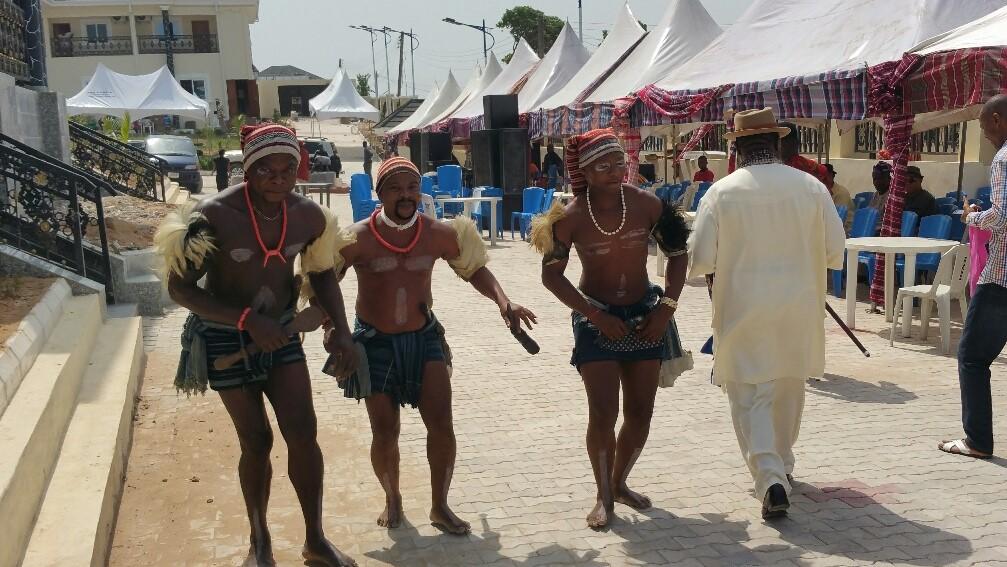 Abiriba War Dance