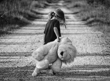 Hänschen klein... nein - Heidi klein, ging allein...