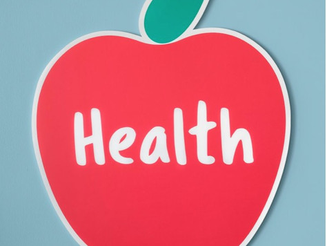 Health is more important NOW than ever!