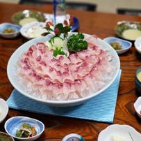 龍頭泉荘・鯉料理