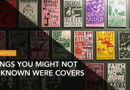 13 Songs You Might Not Know Are Covers