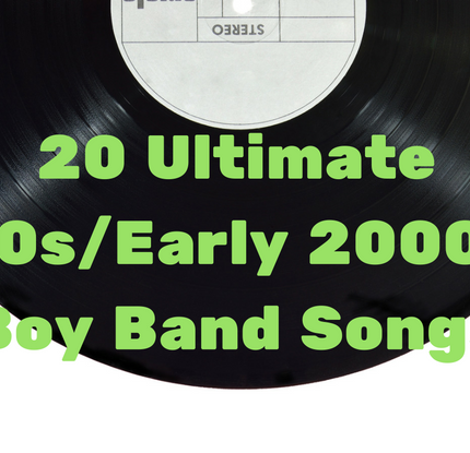 BuzzFeed Community Post: 20 Ultimate 90s/Early 2000s Boy Band Songs