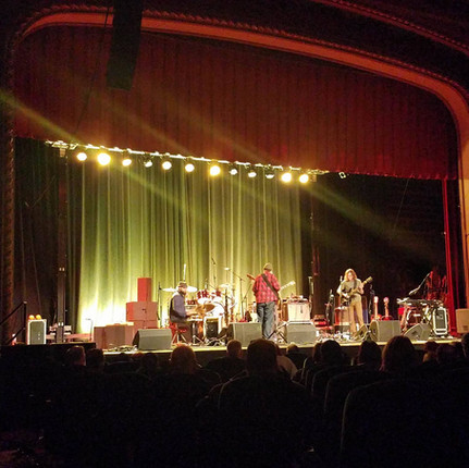 Inside The Final Night Of Los Lobos' XRT Show At Downers Grove's Tivoli Theatre
