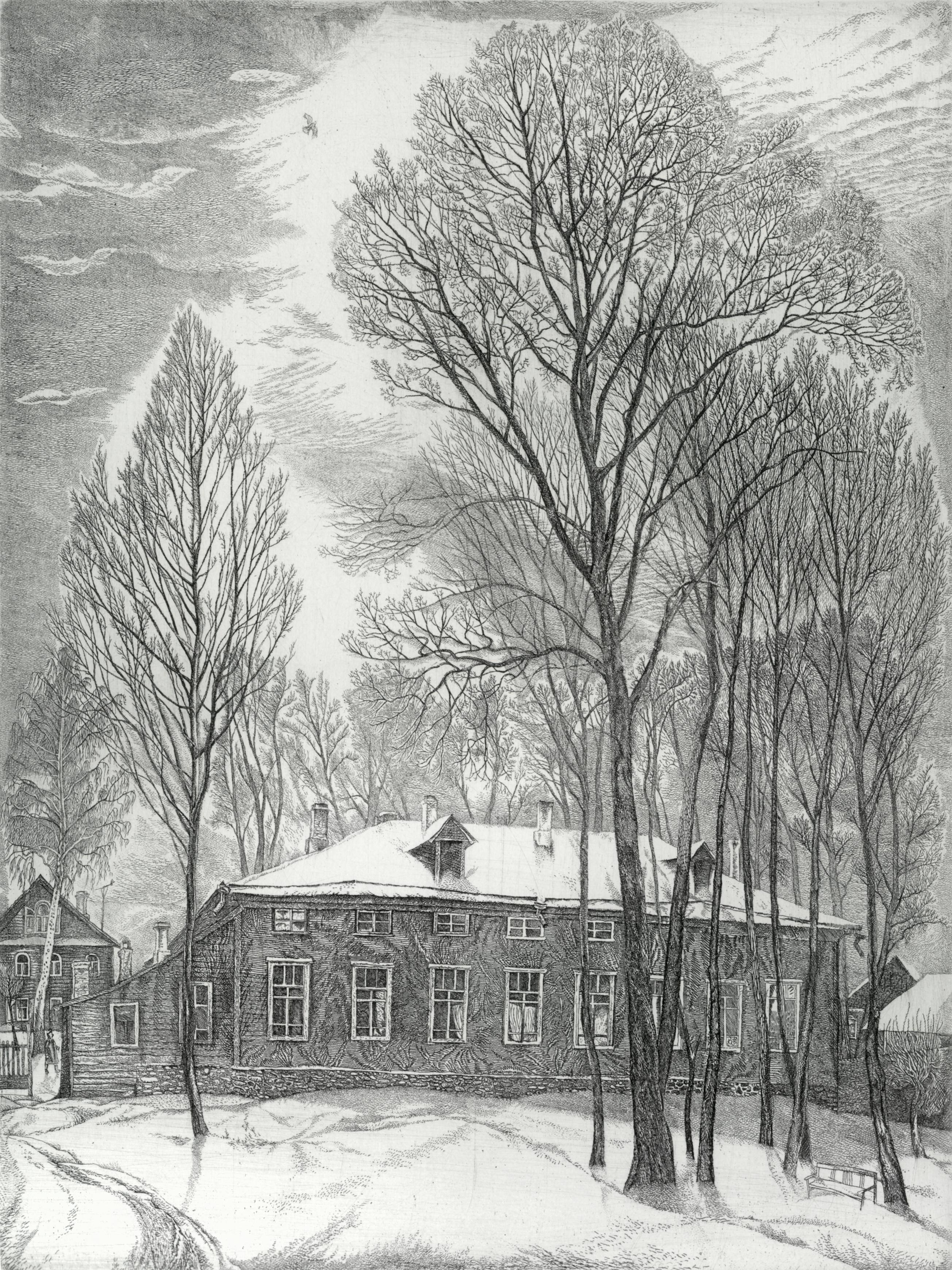 Olenin House. Torzhok