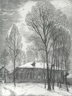 Дом Олениных в Торжке