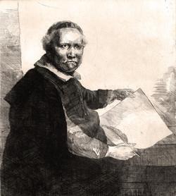 Копия с Рембрандта