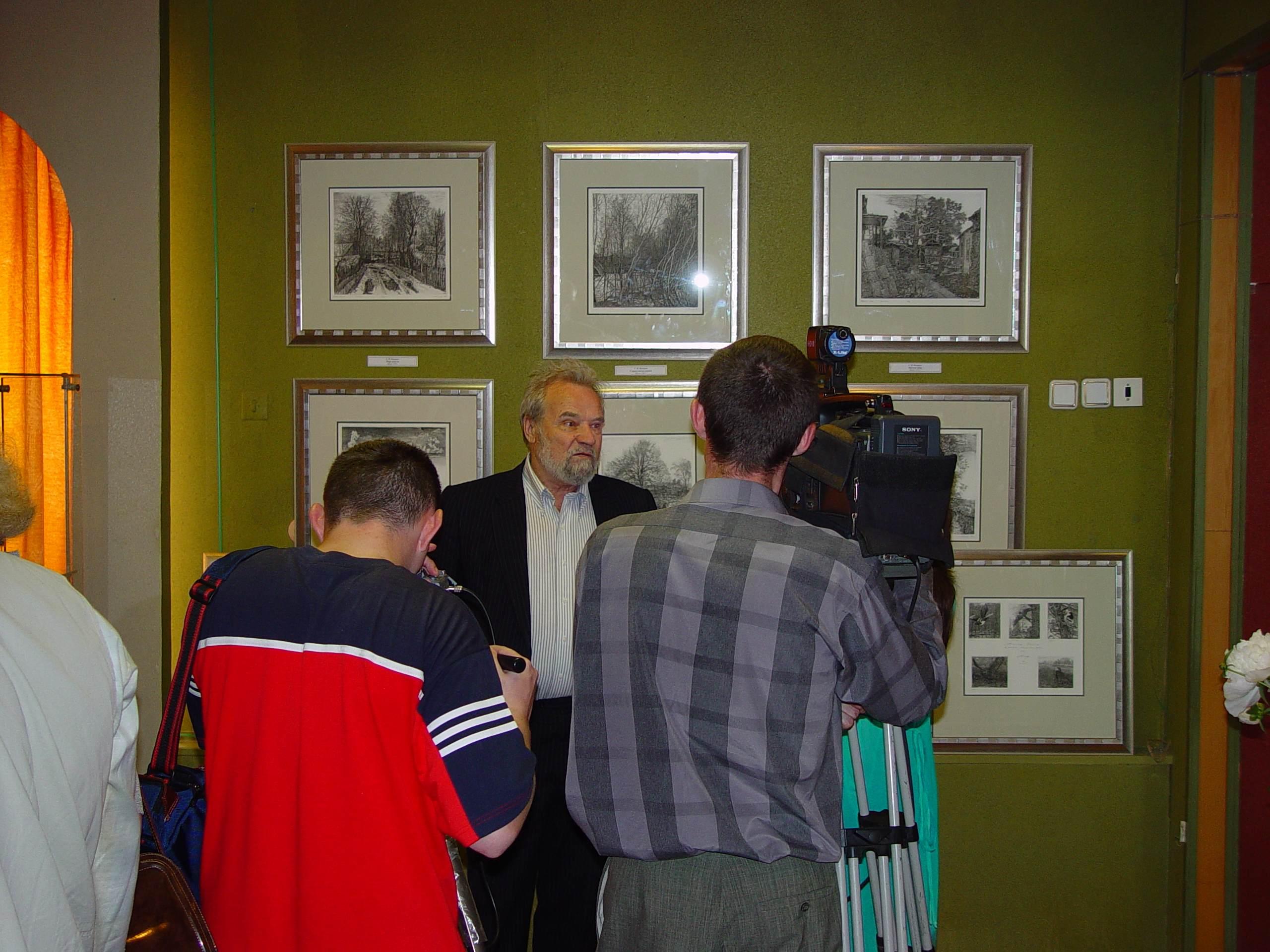 Aleksin, juin 2004